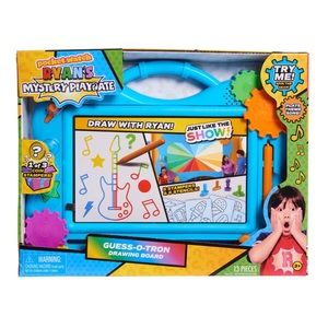 Ryan's Mystery Playdate Guess-O-Tron Drawing Board